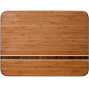 Totally Bamboo® Martinique Inlay Cutting Board