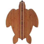 Totally Bamboo® Sea Turtle Cutting Board