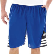 adidas® Superstar 2.0 Shorts–Big & Tall