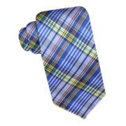Stafford® San Diego Plaid Silk Tie