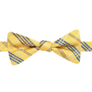 Stafford® Spartenburg Plaid Self-Tie Bow Tie