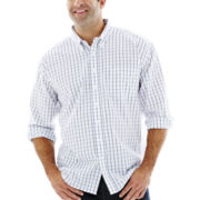 Dockers® Long-Sleeve Roadmap Shirt–Big & Tall