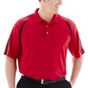 PGA TOUR® Airflux™ Colorblock Polo–Big & Tall