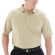 PGA TOUR® Airflux™ Solid Polo–Big & Tall