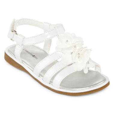 jcpenney.com | Christie & Jill Sadie Girls Sandals - Toddler