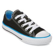 Converse® Chuck Taylor All Star Double-Tongue Girls Sneakers - Little Kids