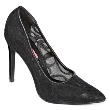 jcpenney.com | First Love Tender Lace Pumps