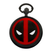 Marvel® Deadpool Mens Pocket Watch