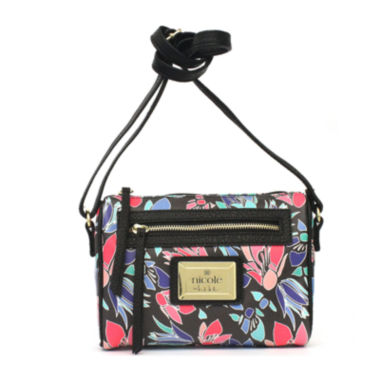 jcpenney.com | nicole by Nicole Miller® Amber Crossbody Bag