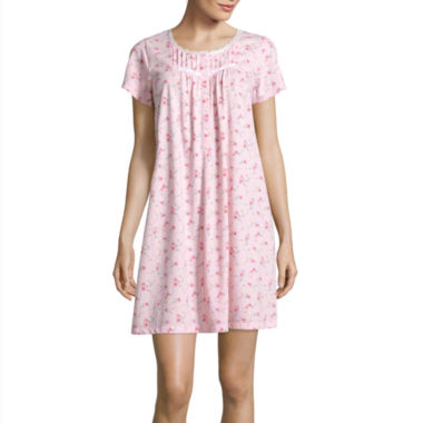 jcpenney.com | Adonna Short-Sleeve Nightgown