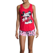 Disney® Mickey Mouse™ Minnie Mouse™ Shorty Pajama Set