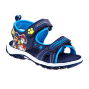 Nickelodeon Paw Patrol Boys Sandals - Toddler