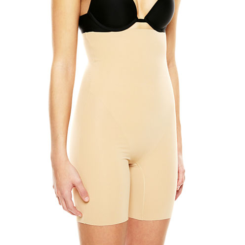 Better U Shapewear High Waist Mid Thigh Shaper Medium Control - 77204A