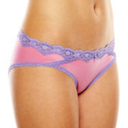 Maidenform® Lace Micro Bikini Panties
