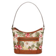 St. John's Bay® Cabana Hobo Bag