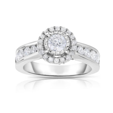 jcpenney.com | True Love, Celebrate Romance® 1½ CT. T.W. Diamond 14K White Gold Engagement Ring