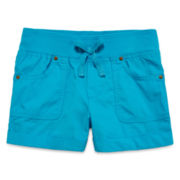 Arizona Camp Shortie Shorts - Preschool Girls 4-6x