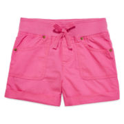 Arizona Camp Shortie Shorts - Toddler Girls 2t-5t