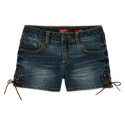 Arizona Side Tie Shorts - Girls 7-16 and Plus
