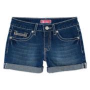 Soundgirl Embellished Shortie Shorts - Girls 7-16