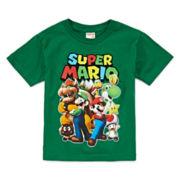 Nintendo® Super Mario Graphic Tee - Preschool Boys 4-7