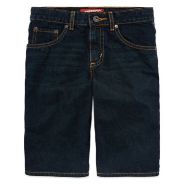 jcpenney.com | Arizona 5-Pocket Denim Shorts - Boys 8-20, Slim and Husky