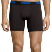 Puma® 3-pk. Sport Stretch Tech Boxer Briefs