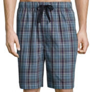 Van Heusen® Woven Pajama Shorts - Big & Tall