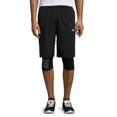 jcpenney.com | Tapout 2 In 1 Compression Shorts