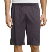 Tapout Heathered Panel Shorts