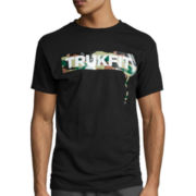 Trukfit Drip Camo Tee - Big & Tall