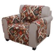 Folk Festival Chair Slipcover