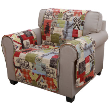 jcpenney.com | Rustic Lodge Chair Slipcover