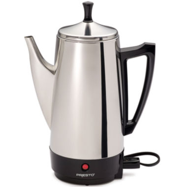 jcpenney.com | Presto®12-Cup Stainless Steel Coffee Maker