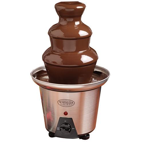 Nostalgia Chocolate Fountain