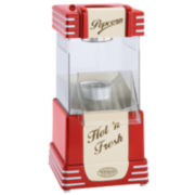 Nostalgia Retro Hot Air Popcorn Popper