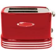 Nostalgia Retro 2-Slot Toaster Oven