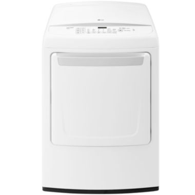 jcpenney.com | LG ENERGY STAR®  7.3 cu. ft. Ultra-Large Capacity High Efficienty Front Control Dryer with NFC Tag On