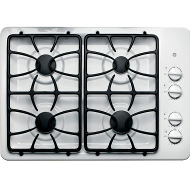 "jcpenney.com | GE Profile™ 30"" Built-In Gas Cooktop With 4 Burners"