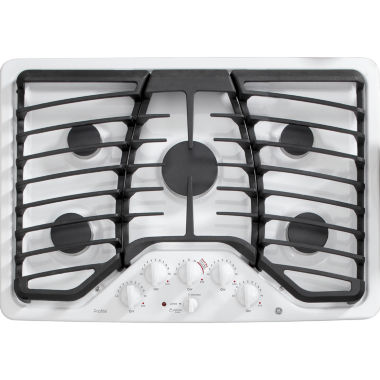 "jcpenney.com | GE Profile™  30"" Built-In Gas Cooktop With 5 Burners"