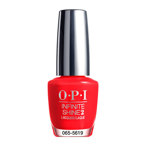 OPI  Unrepentantly Red Infinite Shine Nail Polish - .5 oz.
