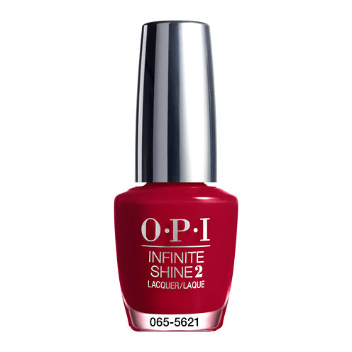 OPI Relentless Ruby Infinite Shine Nail Polish - .5 oz.