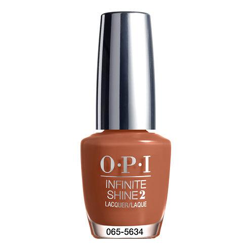 OPI Brains & Bronze Infinite Shine Nail Polish - .5 oz.