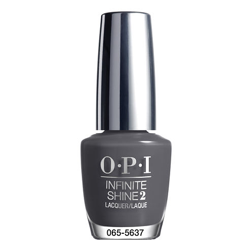 OPI Steel Waters Run Deep Infinite Shine Nail Polish - .5 oz.