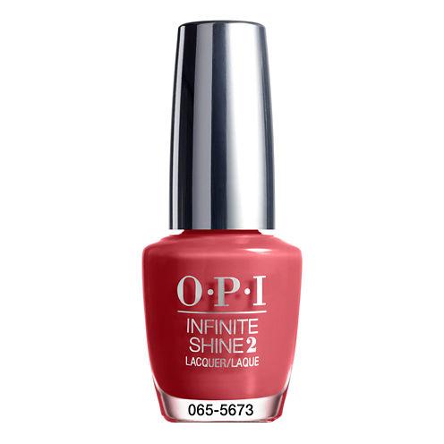 OPI In Familiar Terra Tory Infinite Shine Nail Polish - .5 oz.