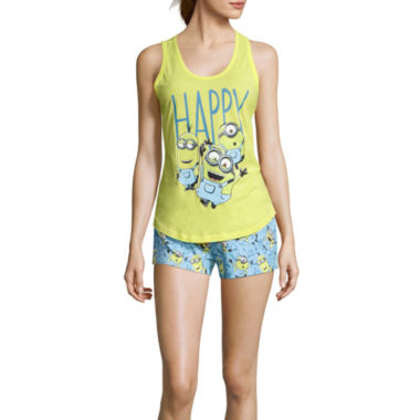 jcpenney.com | Universal's Minions™ Shorty Pajama Set