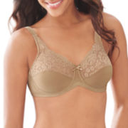Lilyette® by Bali® Comfort Lace Underwire Minimizer Bra- 428