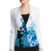 Chelsea Rose Floral Print Jacket