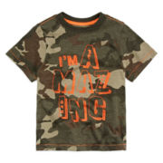 Arizona Short-Sleeve Graphic Tee - Toddler Boys 2t-5t