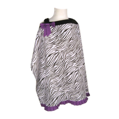jcpenney.com | Trend Lab® Nursing Cover - Grape Expectations